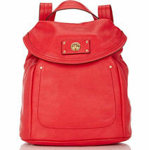 Marc Jacobs Backpack Totally Turnlock Rosey Red NEW - $225.72