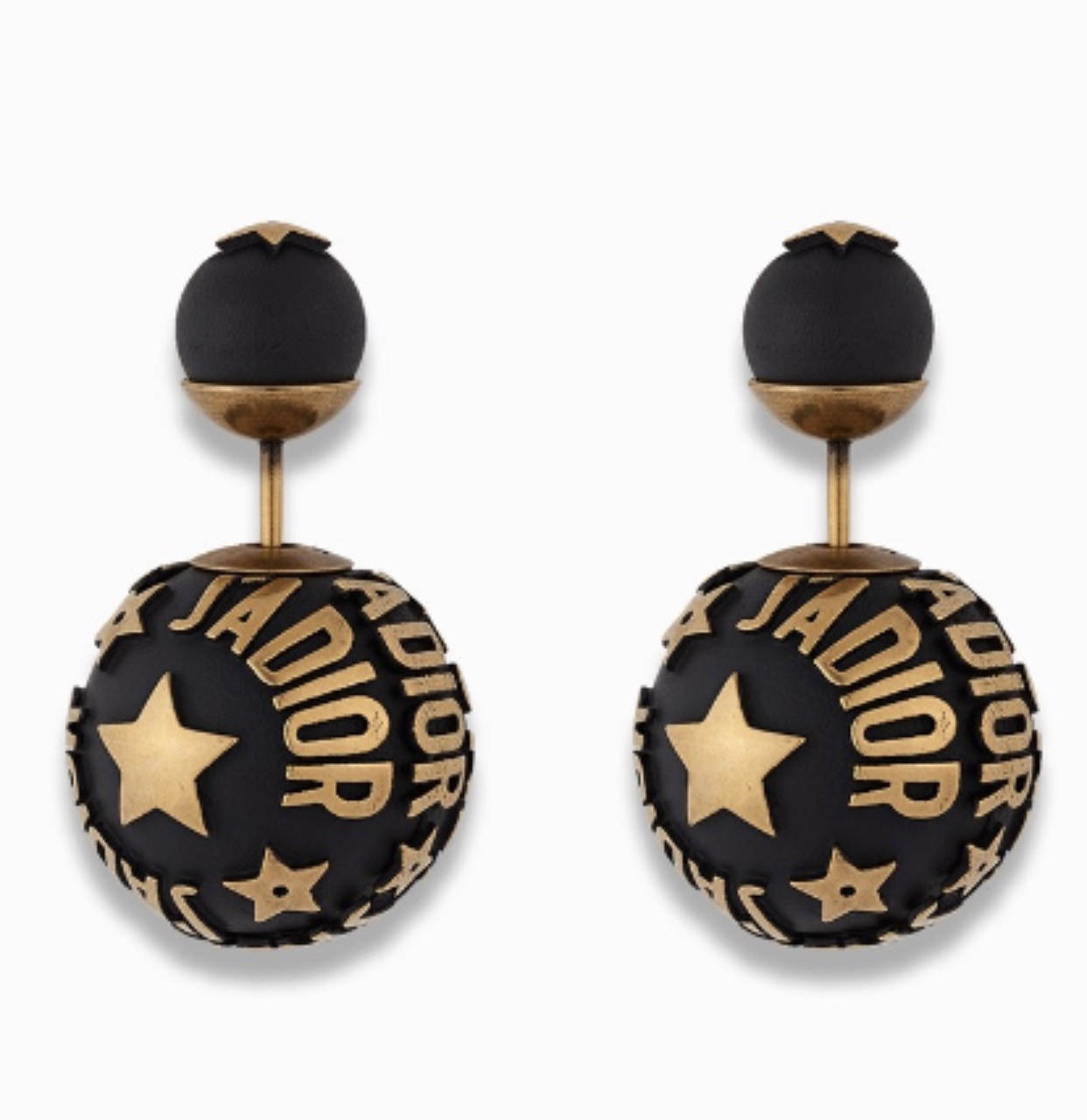 women for sterling fashion new in earring junxin design studs and gold item black silver s lover round from stud geometric men earrings