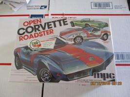 MPC Open Corvette Roadster 1/25 scale - $26.99
