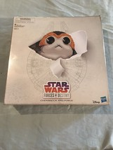 Star Wars Forces of Destiny Chewbacca and Porgs Set Exclusive 2018 SDCC Disney - $89.98