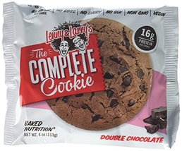 Lenny & Larry`S Double Chocolate Complete Cookies ( 12/4 OZ) - $29.69