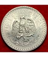 1945 Mexico 50 centavos Silver Coin Very Nice!! - $8.30