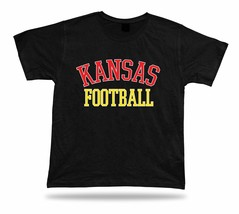 Kansas City FOOTBALL t-shirt tee Missouri stadium apparel style design USA - $7.57