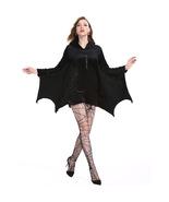 Oversized Halloween Bat Costume Cosplay Character Plays Sexy Vampire - $19.80