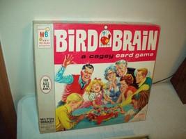 Bird Brain game vintage 1966 Milton Bradley EXCELLENT complete & very RARE - $24.75
