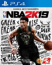 NBA 2K19, 2K, PlayStation 4, 710425570490 - $36.99