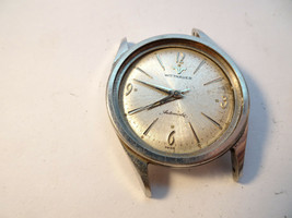 Wittnauer 11SN1 Automatic 17 Jewel Watch For Restoration Or Parts - $125.00