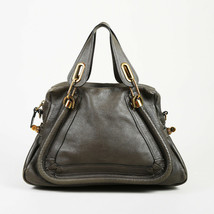 "Chloe Leather Medium ""Paraty"" Bag - $705.00"