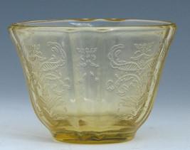 Federal Madrid Depression Glass Amber Gelatin/Jello Mold - $9.74