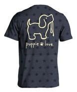 New PUPPIE LOVE Denim Star Logo T SHIRT - $22.76+