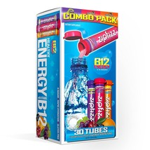 Zipfizz Healthy Energy Drink Mix, Hydration with B12 and Multi Vitamins,... - $32.99