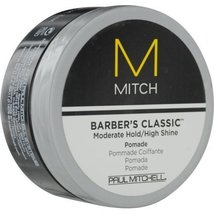 PAUL MITCHELL MEN by Paul Mitchel MITCH BARBER'S CLASSIC MODERATE HOLD/H... - $17.39