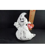 Halloween Ty Ghost Stars And Moon Vanish Plush Stuffed Animal Toy Doll - $5.93