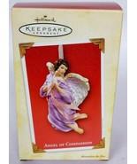 Hallmark Keepsake Christmas Ornament Angel Of Compassion 2004 - $13.19