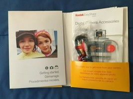 Kodak Easy Share Instructions and plug in, Plastic Dock (NO CAMERA) *NEW... - $9.99