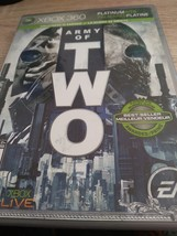 MicroSoft XBox 360 Army Of Two image 1