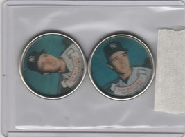 1987 Topps Coins Yankees Don Mattingly Lot of 2 - $1.71