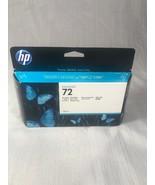 GENUINE HP 72 Photo Black Ink C9370A, Warranty Expiration Date NOV 2014 - $28.71