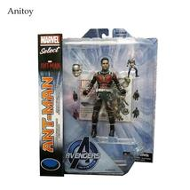 "AOF Marvel Select Ant-Man PVC Action Figure Toys Collectible Model 7""18c... - $56.00"