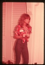 1978 MARY KAY PLACE Live Candid Original 35mm Slide Transparency MARY HA... - $14.65