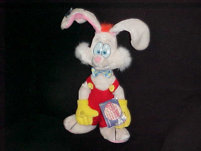 15 Roger Rabbit Plush Toy With Tags And 50 Similar Items