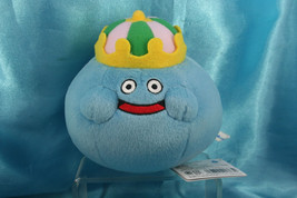 "Dragon Quest Smile Slime Plush Doll King Slime Square Enix 13cm 5"" Height - $49.99"