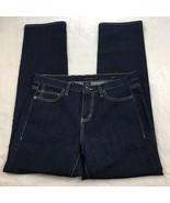 Calvin Klein Women's Dark Wash Skinny Jeans Sz 10/30 Style WB98A64O - $17.34