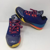 Nike Mens Sz 11.5 Jordan CP3 VIII Deep Royal Infrared Shoes 684855-420 Training - $64.93