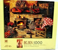 MB Big Ben 1000 Piece Jigsaw Puzzle, Comforts of Home - $11.88