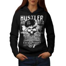 Hustler Skull Hip-Hop Sweatshirt Hoody Gangster Women Hoodie - $21.99+