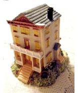 The Americana Collection Old West Town Liberty Falls Rev. Watkins' House... - $9.85