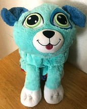 2019 Jay at Play Rainbow Fluffies Blue Doggie 2 in Stuffed Plush Toy Ani... - $23.76