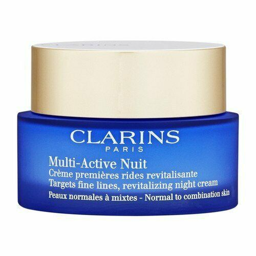 Clarins Multi–Active Night Normal to Combination Skin 1.6 OZ - $49.49