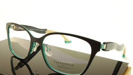 Face A Face Bocca City 4 Col. 9397 Eyeglasses France Made 54-16-142 Authentic  - $430.02