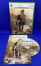 Call of Duty: Modern Warfare 2 (Xbox 360, 2009) CIB Complete, Tested! - $6.20