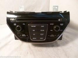 13 2013  Hyundai Genesis Radio Cd Player Mp3 Player 96180-2M117YHG  S02990 - $41.58