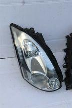 06-07 Infiniti G35 2dr Coupe HID Xenon HeadLight Head Light Lamp Set L&R image 6