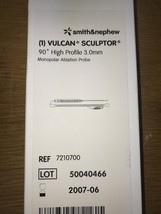 Smith&Nephew Vulcan Sculpter 90° High Profile 3.0mm REF#7210700 - $44.99
