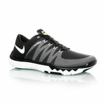 "719922-010 Nike Free Trainer 5.0 V6 'Black Grey' 'Lot"" - $75.00"