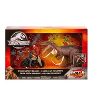 Mattel Jurassic World Park Baryonyx Breakout Battle Damage Action Figure... - $19.97
