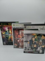 4 Game Lot- Dead or Alive # 1 & 2 Ultimate & #3, #4 Microsoft Xbox and Xbox 360  - $42.74