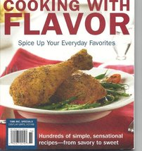 Mccormick Cooking with Flavor: Spice up Your Everyday Favorites [Paperback] McCo - $3.71