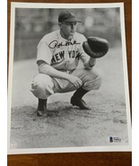 Ralph Houk Hand Signed Autographed NY Yankees 8x10 B/W Photo BAS Beckett - $46.50