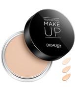 BIOAQUA Pro Makeup Cream Сoncealer Light Skin Tones Soft Moisturizing 3 ... - $5.95