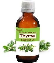 Thyme Oil- Pure Natural Essential Oil- 5 ml to 250 ml Thymus vulgaris by... - $9.27+