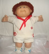 Cabbage Patch Kids Doll Sailor Boy Vintage 1980's with Outfit  - $19.75