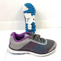 Ryka Dynamic 2 Shoes Womens Size 8M 8 M Gray Athletic Sneaker Running Walking - $14.99
