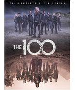The 100 Season 5 Five DVD 2018 Brand New Sealed - $19.50