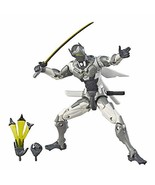 Hasbro Overwatch Ultimate Chrome Genji Figure - $44.72
