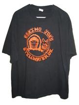 Eskimo Joes Black Stillwater Oklahoma T Shirt Mens size XXL/2XL Short Sl... - $9.89
